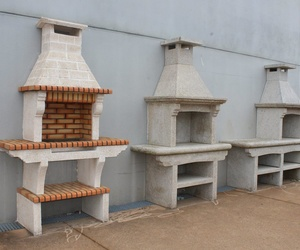 Realización de chimeneas