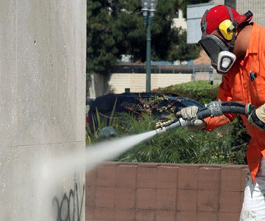 Cómo proteger las paredes contra los grafiti