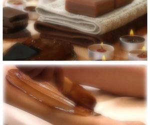 Nuestra cera caliente de chocolate para tu depilación