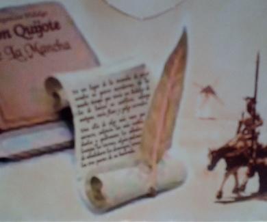 Las traducciones del Quijote.