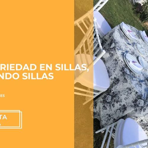 Alquiler de sillas y mesas enMálaga | Sillas Infantes