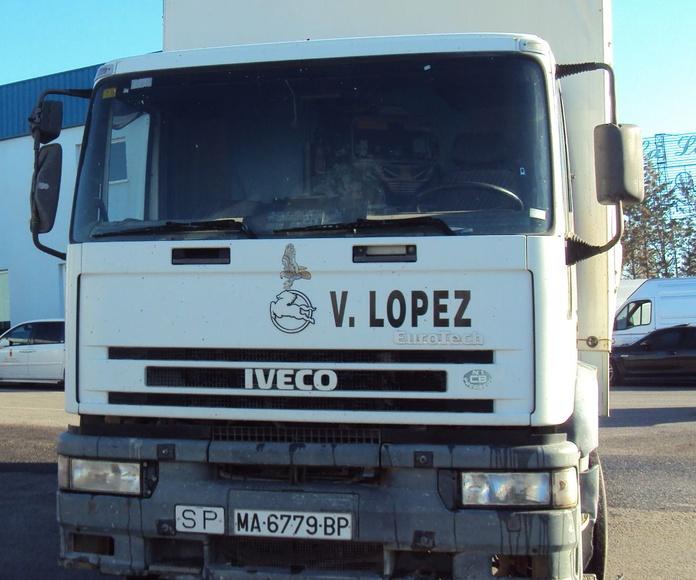 Iveco Eurotech MT190: Servicios de Talleres Joaquín López, S.L.