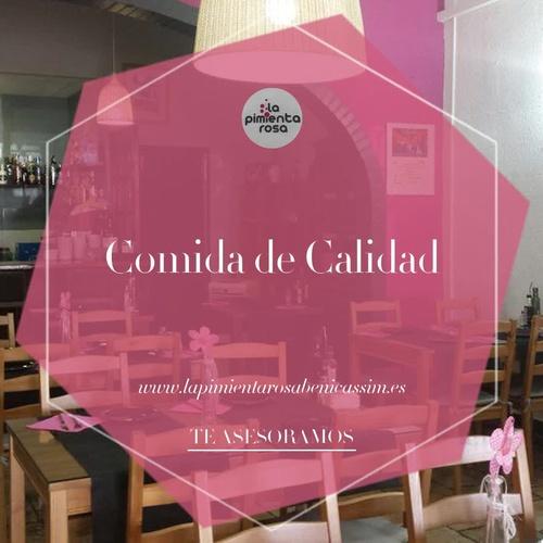 Los mejores arroces de Benicàssin | La pimienta rosa