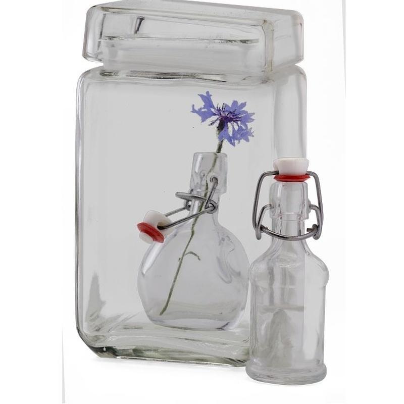 Botellitas originales para bodas: Productos de Vidrigal