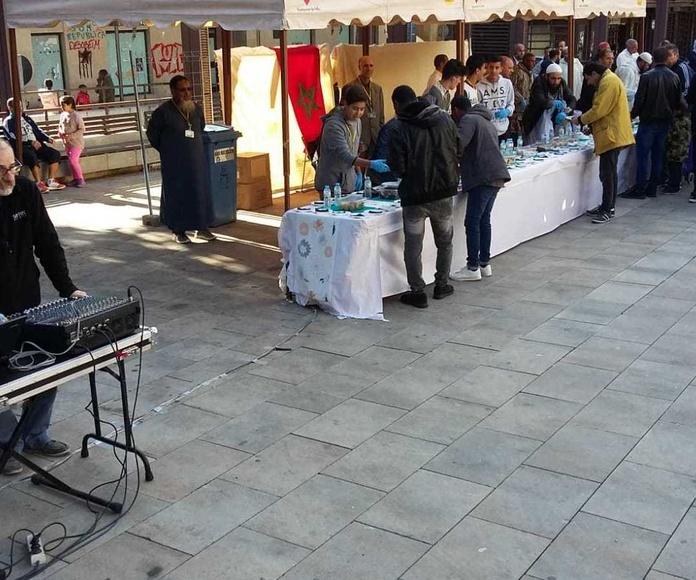 Jornada puertas abiertas de la comunidad islamica del Alt Camp