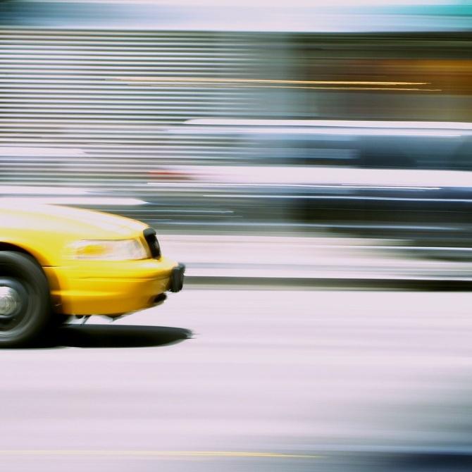 Por qué muchos taxis en el mundo son de color amarillo