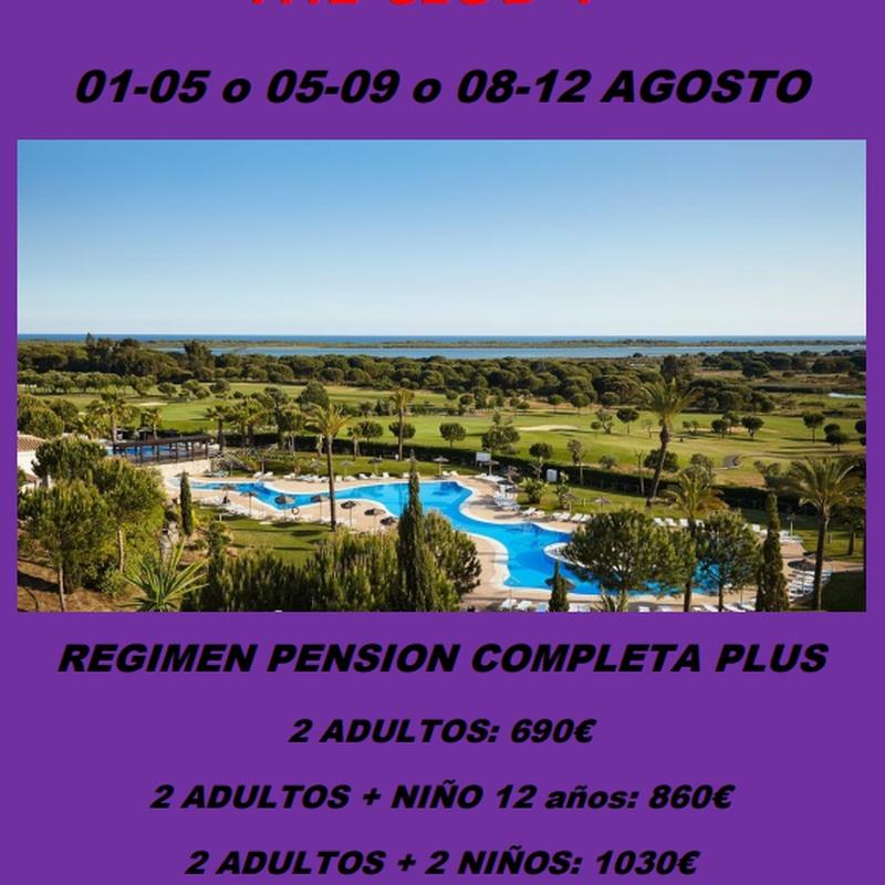 Precise Resort Rompido The club 4*: Ofertas de Viajes Global Sur