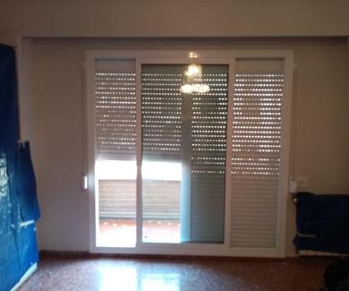 Instalación de ventanas y persianas en Valencia