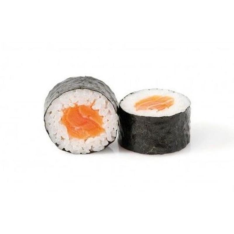 Salmón: Carta de Sushi Time Buffet Libre