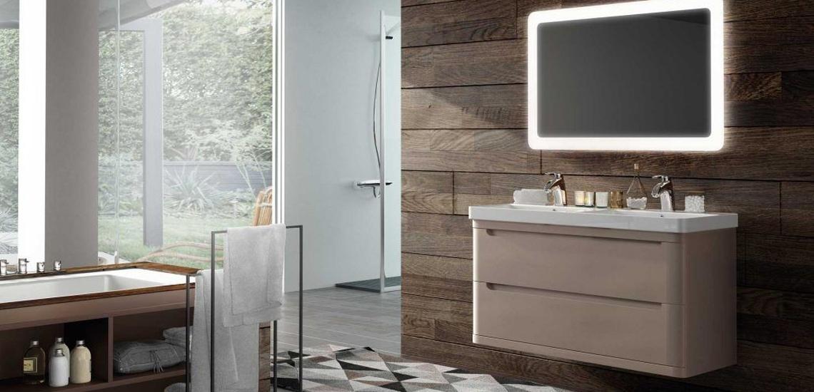 Muebles de cuarto de baño en Fuenlabrada de último diseño