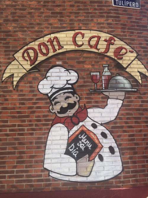 Cafetería Don Café en Madrid