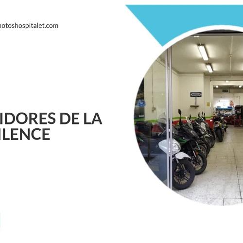 Reparación de motos en L'Hospitalet de Llobregat | Power Motos