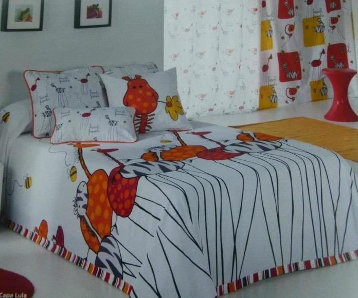 Venta de ropa de cama: Servicios de Paquita & Olga Decoración