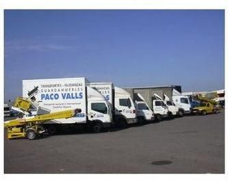 Desmontaje y montaje muebles: Servicios y flota de Mudanzas Paco Valls