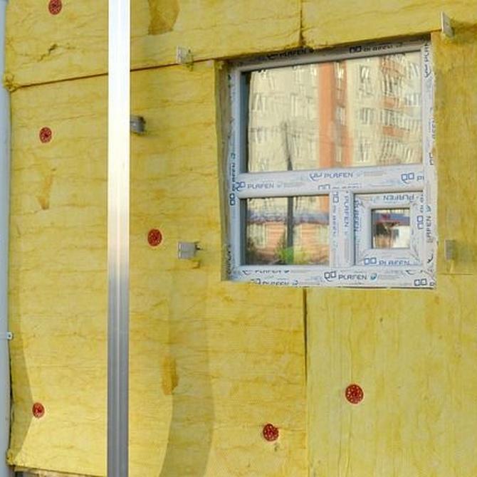 Beneficios de los aislamientos termicos