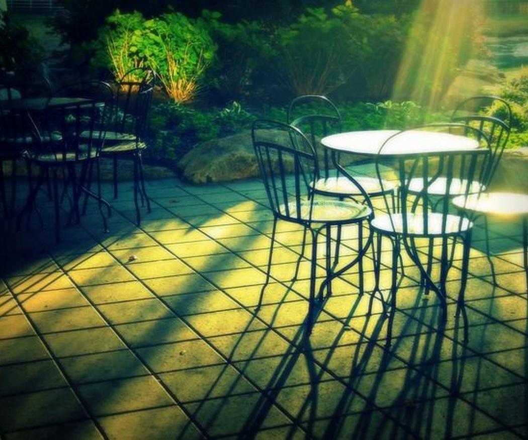 Los patios de luces, recuerdos vintage