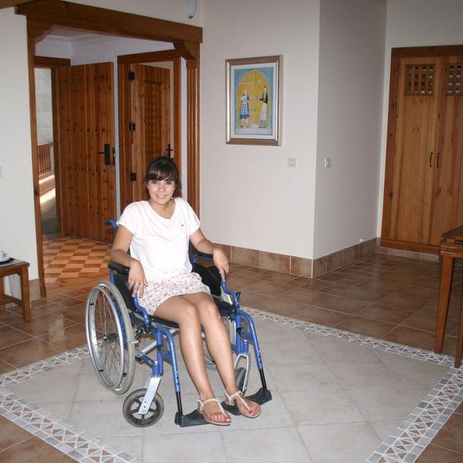 Rehabilitaciones que incluyan la accesibilidad