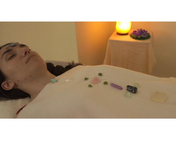 Terapia psico - energética con cristales: Terapias de Yanara