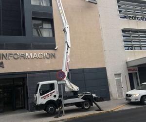 Galería de Transporte de mercancías en Chiclana de la Frontera | Transportes y Grúas Galván - Alquileres Galván