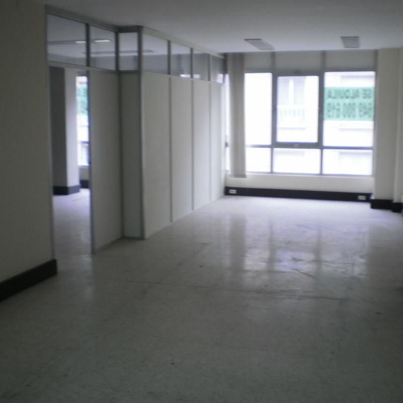Alquiler local comercial c/ Francisco Macía, 11, 4º D. Deusto: Inmuebles de Alquiler de Locales Comerciales Gespafor