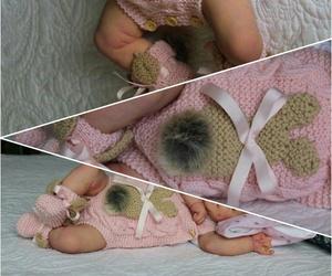Ranita en lana merino 100% ,valencia