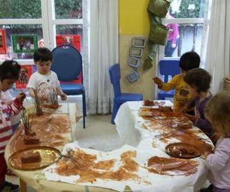 Aula de inglés: Servicios de Centro Infantil Los Juncos