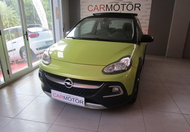OPEL ADAM XER ROCKS