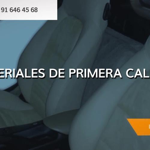Reparar volante de cuero en Móstoles | Tapicería del Automóvil Paraíso