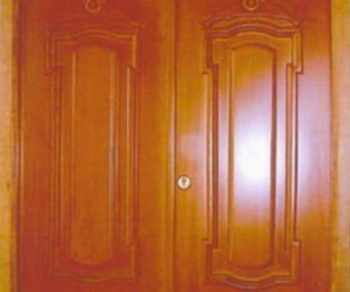 Puerta clasica MT 12