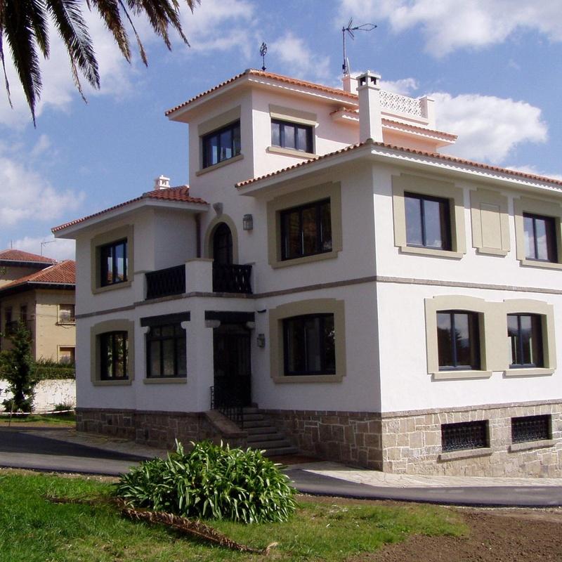 Rehabilitación de Fachadas Gijón. Decoraciones Alex, S.L
