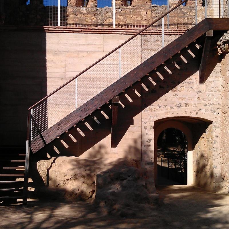 Escaleras: Catálogo de Carpintería de Anento