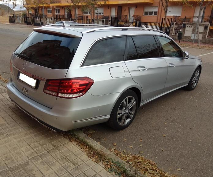 MERCEDES E 300 CDI ESTATE AVANTGARDE: Servicios  de Autotaxi Eliseo