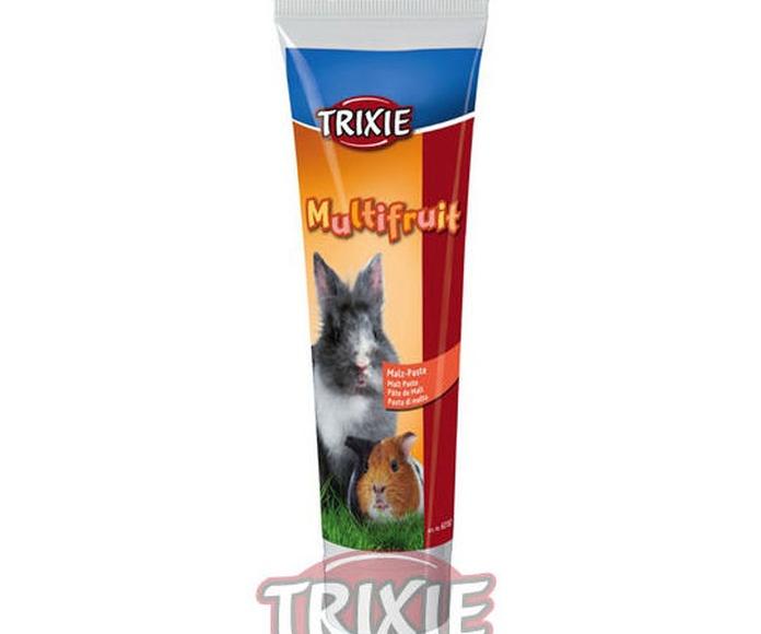 Malta para conejos y roedores. Multifrutas trixie
