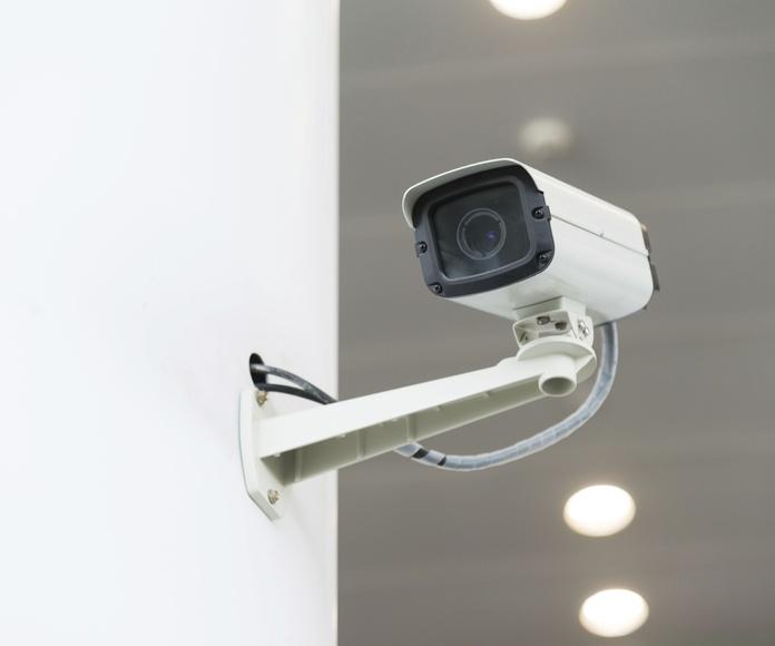 Cámara de vigilancia: Servicios de Elegades