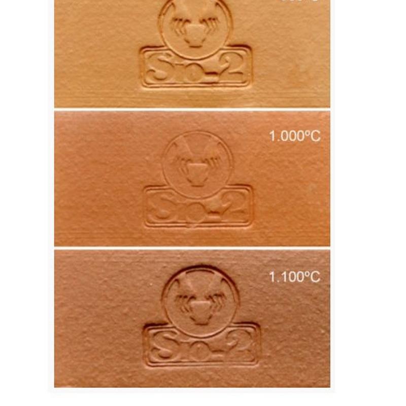 PF/CHF Pasta roja chamotada 0-0.5 mm: Servicios  de Alfarería Garmendia