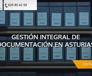 Gestión de archivos en Asturias | Ica Siglo XXI