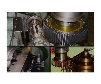 CNC: Catálogo de Mecanitzats Gumer, S.L.