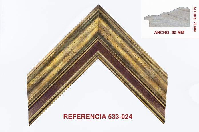 REF 533-024: Muestrario de Moldusevilla