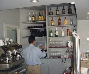 Bar restaurante reformado