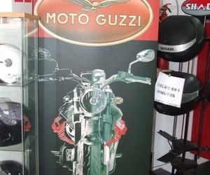 Restauración de moto italiana