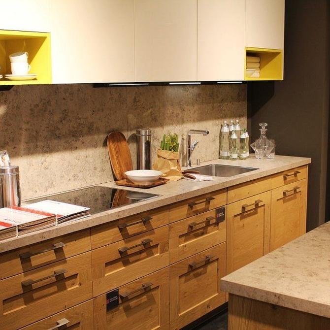 Poner una isla en tu nueva cocina