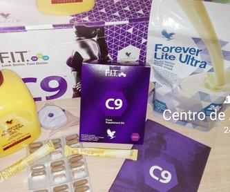 Forever Lite Ultra™: Productos de Centro de Áloe Vera