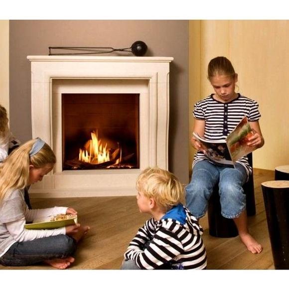 Chimeneas de gas Kal-fire: Catálogo de Productos de Llars de Foc-Valls