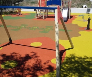Juego de Parques Infantiles en Cadiz