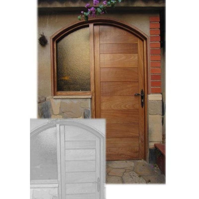 Estilos de puertas: Servicios de Tecfustal, S.C.P.