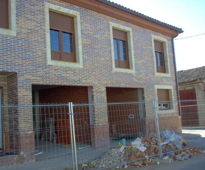 VIVIENDA CONSTRUIDA POR CONSTRUCCIONES GOYO & HIJOS