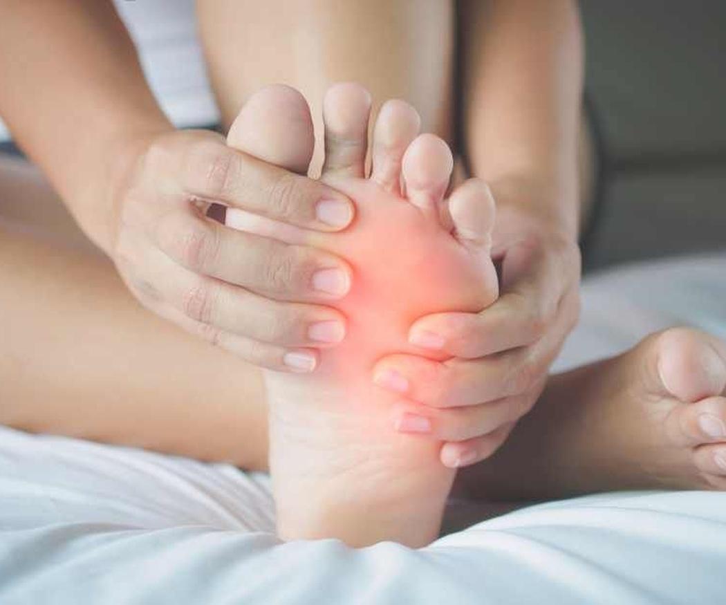 Cirugía del pie para patologías graves