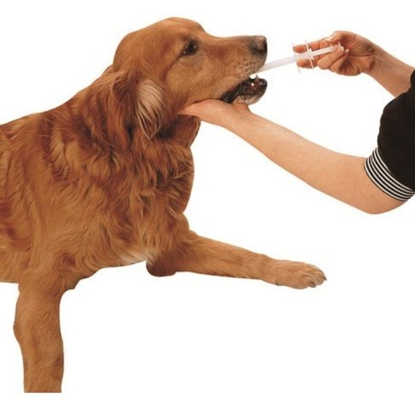 Jeringa dispensadora para mascotas Petcare