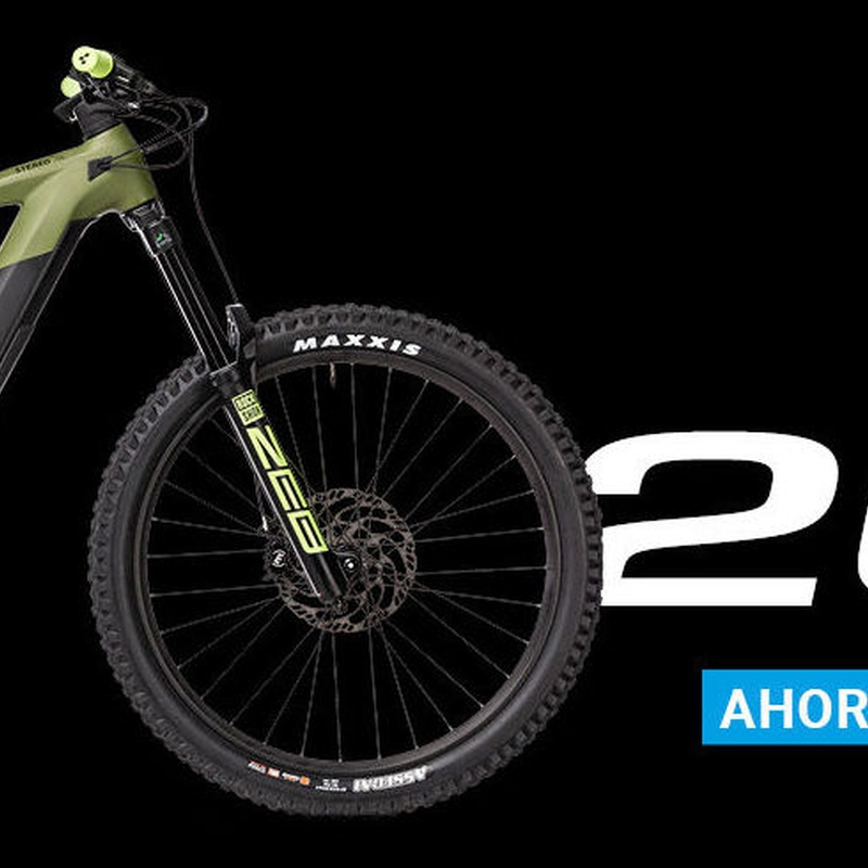 CUBE 2021:  de E-Bike Guadarrama