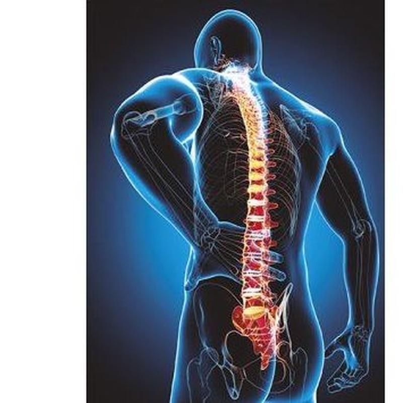 Osteopatía  : SERVICIOS de Cevi